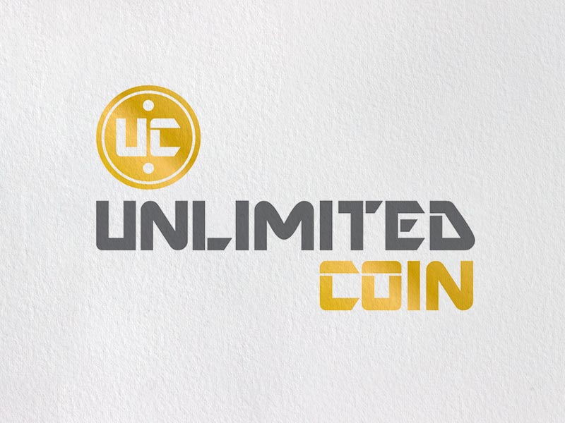 diseño-logo-unlimited-coin